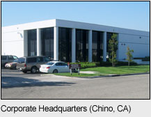 Corporate Headquarters (Chino, CA)